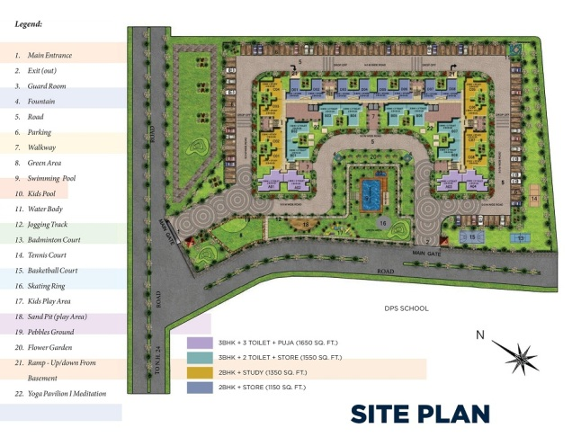 AVJ_Amba_Home_Site_Plan